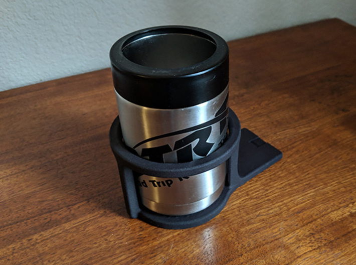 NSX Cup Holder 3d printed Fits popular style can koozies
