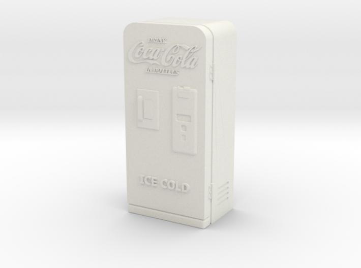coke machine 43:1 3d printed