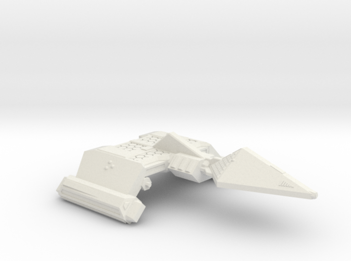 3125 Scale Neo-Tholian Heavy Dreadnought SRZ 3d printed