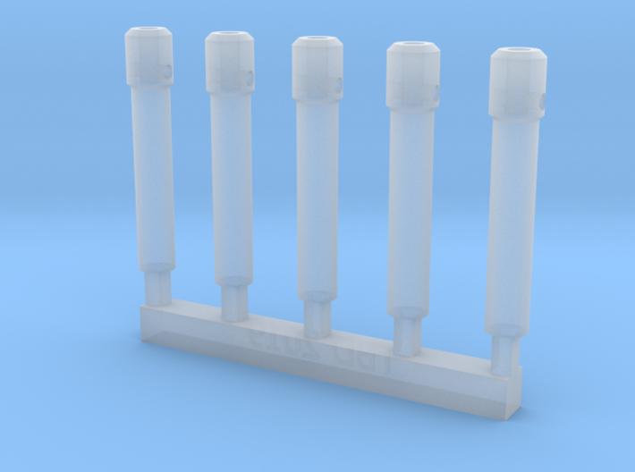 Barrel Extender V1 X5 3d printed
