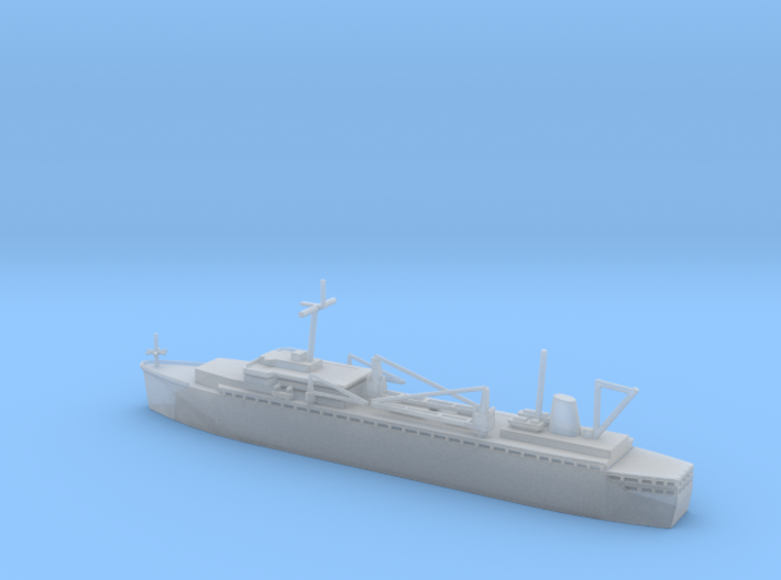 1/1800 Scale USS Puget Sound AD-38 3d printed