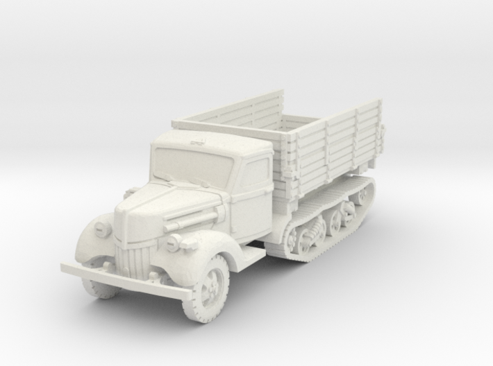 Ford V3000 Maultier early 1/76 3d printed