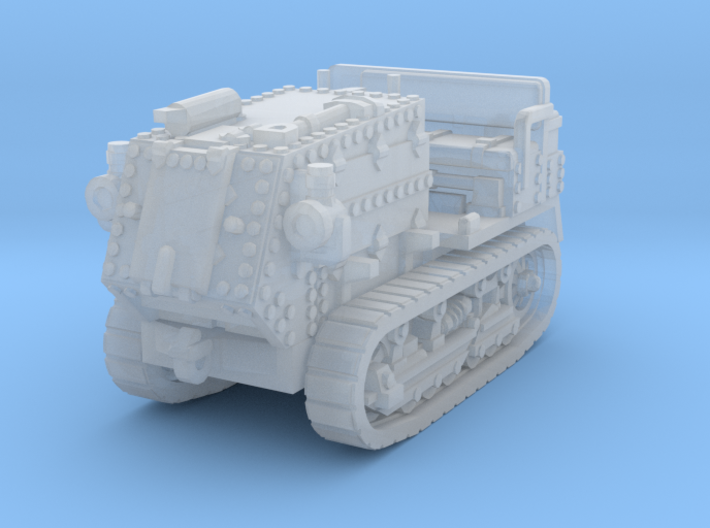Holt 5T Tractor 1/200 3d printed