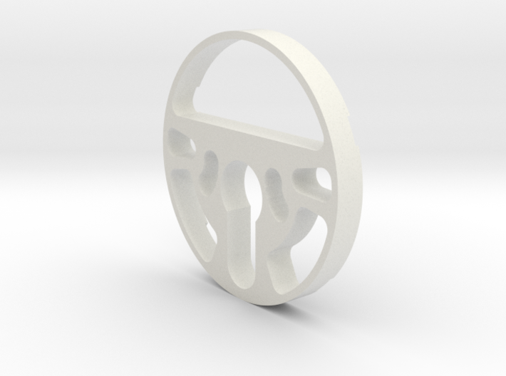 August Smart Lock Pro 8 mm spacer 3d printed