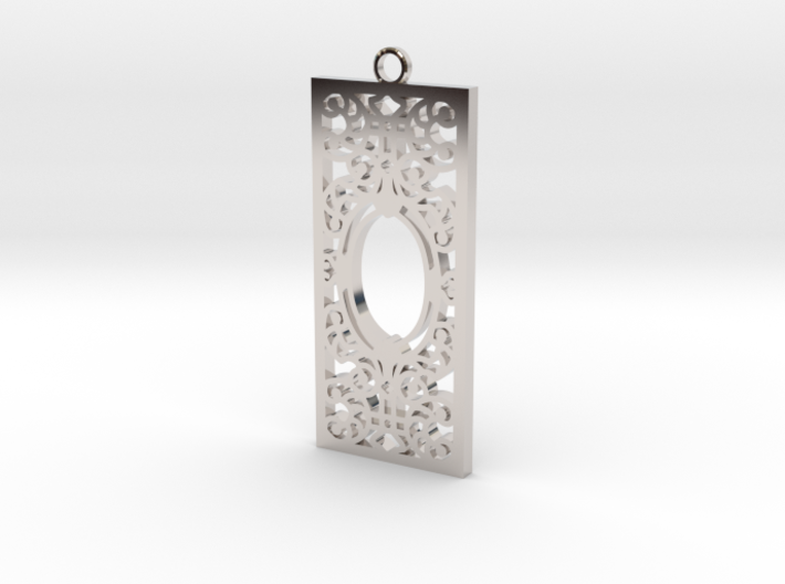 Titanic Pendant: Dining Room Grill 3d printed