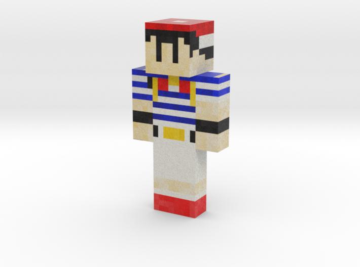 SLIMMCRAFT | Minecraft toy 3d printed