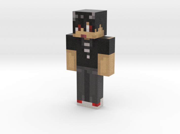 zuki1201 | Minecraft toy 3d printed