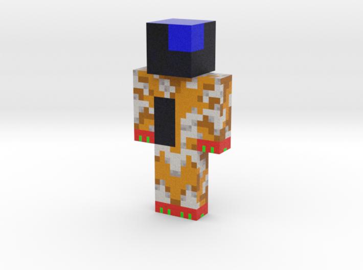 MYCURRENTWHEMENOCTHEWOLFSKIN | Minecraft toy 3d printed