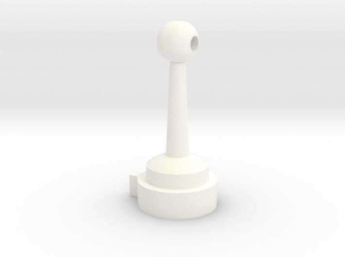 1/1000 Planetary Sensor Array/Delfector Mod Classi 3d printed