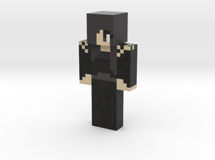 Naemaamean | Minecraft toy 3d printed