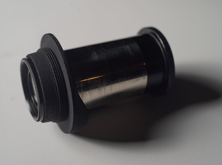 AGFA LUCELLAR F=5cm lens adapter to Leica-L(L39) 3d printed
