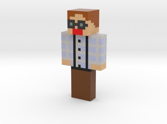 S4mson85 | Minecraft toy 3d printed