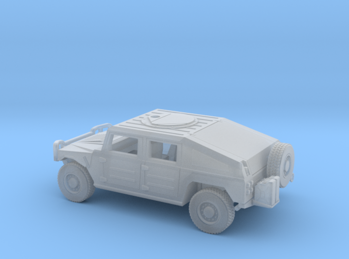URO VAMTAC-ST3-TOW-N-SH-proto-01 3d printed