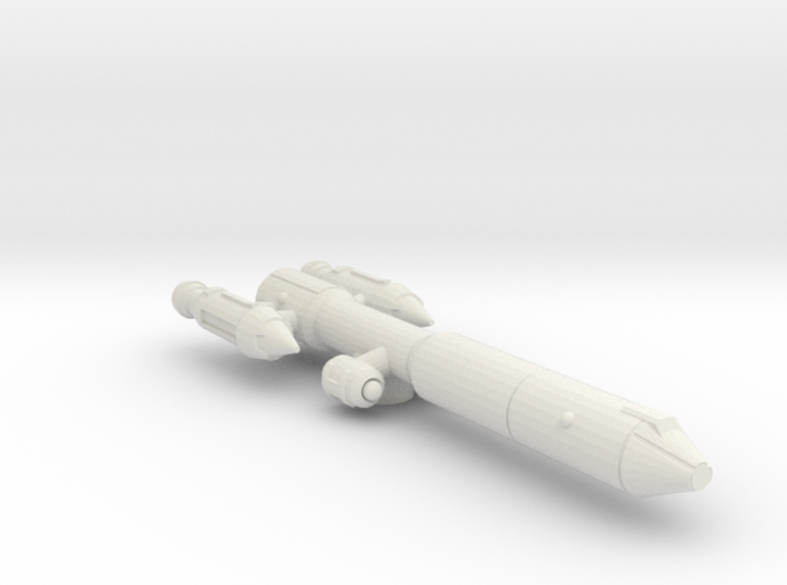 3788 Scale Iridani Sloop MGL 3d printed