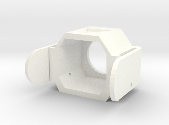 MOLLE Stock Holster for Nerf Modulus (Ambidextrous 3d printed