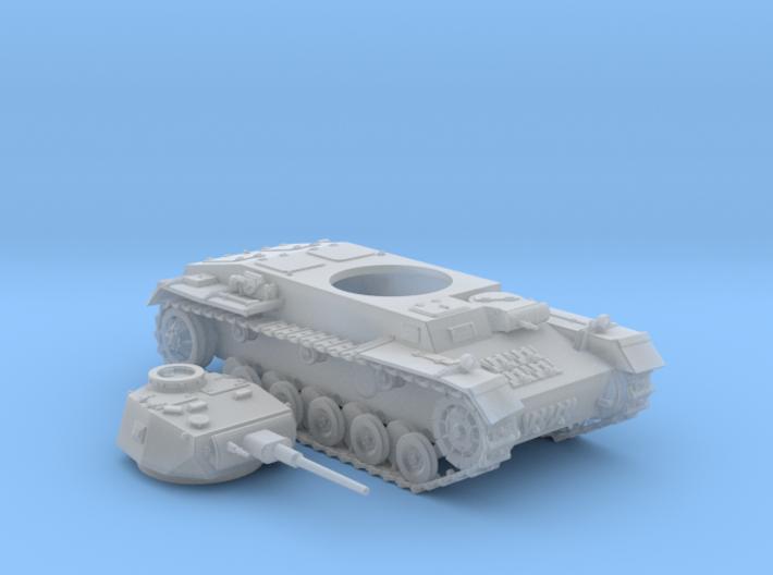 1/72 German VK 65.01 (H) Heavy Tank 3d printed 1/72 German VK 65.01 (H) Heavy Tank