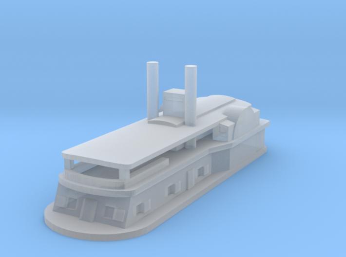 1/1000 USS Convington 3d printed