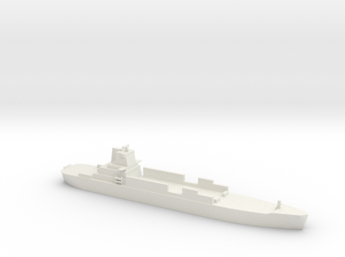 1/1800 Scale Atlantic Conveyor Container Ship 3d printed