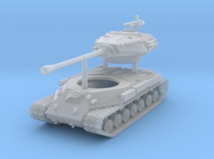 IS-4 Heavy Tank Scale (custom): 1:160 3d printed