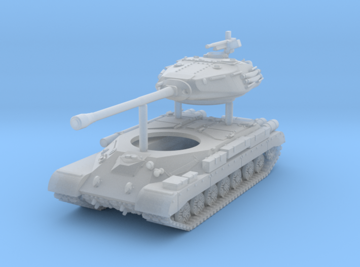 IS-4 Heavy Tank Scale: 1:160 3d printed