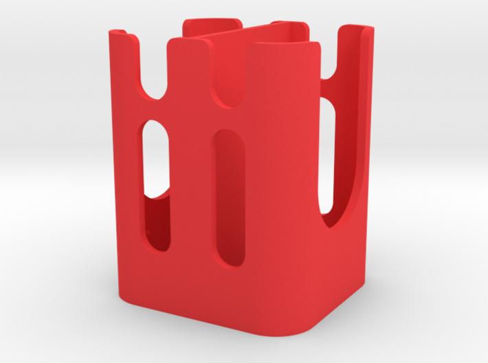 WCU4/ Preston Dual Hand Unit Battery Holder V1 3d printed