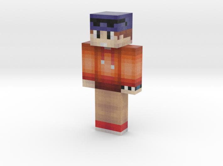 Rushedmc | Minecraft toy 3d printed