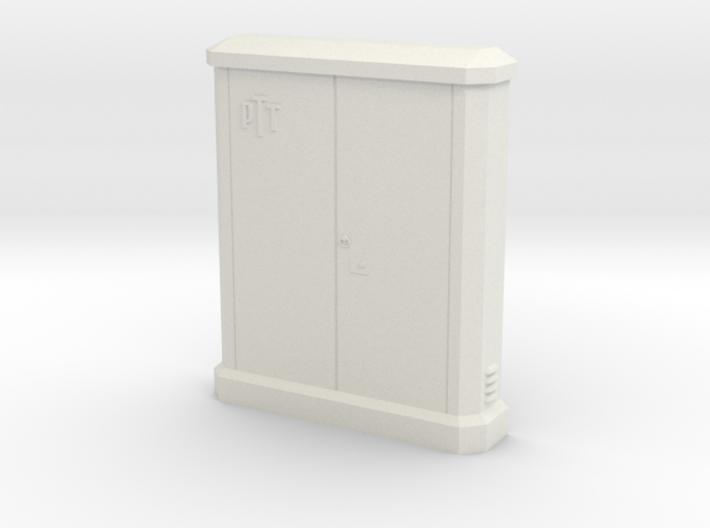 1/43 sub distributor PTT / sous répartiteur PTT 3d printed