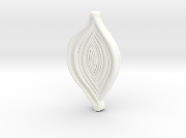 Spiroloculina depressa Model 5cm 3d printed