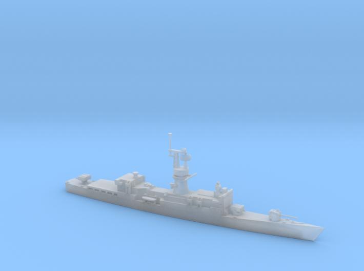 1/1250 Scale Knox Class Frigate 3d printed
