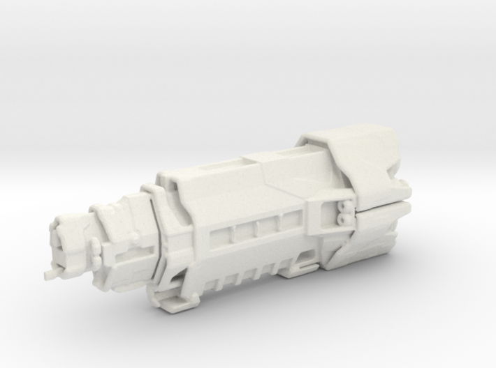 Halcyon Class 3d printed