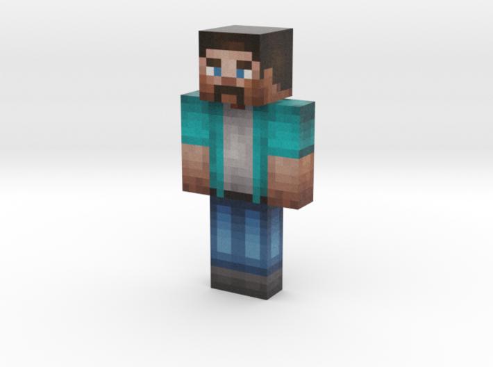 654116A9-E0AA-4039-AB47-C32A1CB4AE13 | Minecraft t 3d printed