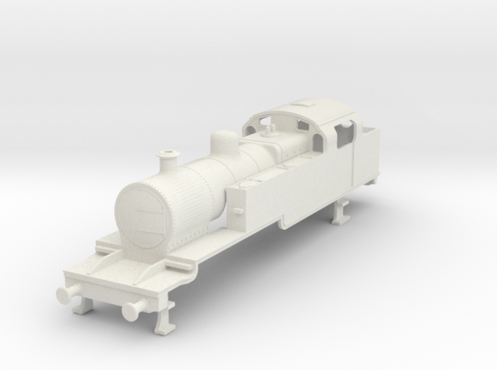 b-100-lms-fowler-2-6-2t-loco 3d printed