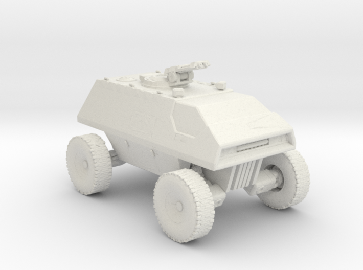 Buggy Landram 160 Scale 3d printed