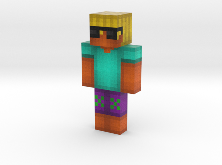 Guep | Minecraft toy 3d printed