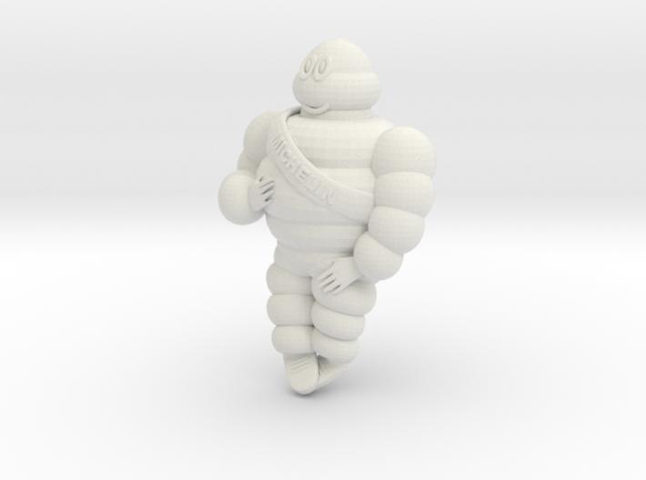 Michelin Man 18mm 3d printed