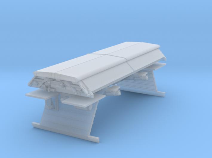 "PAA21 BIS ""PAA"" sand hopper wagon 3d printed"