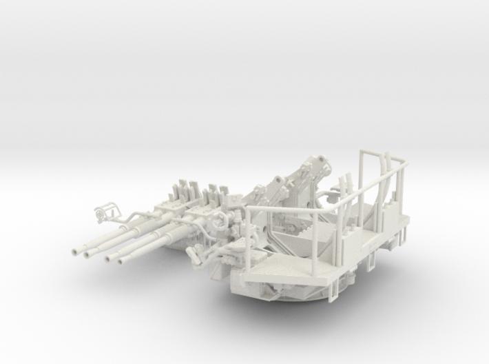 1/32 40mm Bofors Quad mount 3d printed