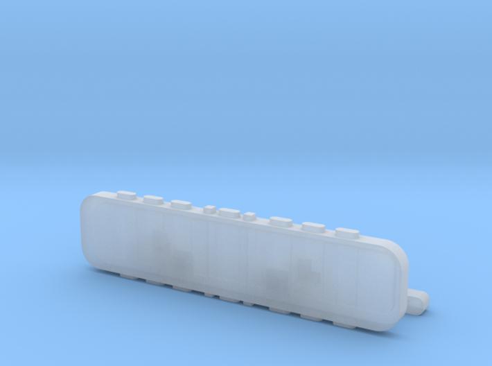 1/87 Light Bars for SUV/Pickup 3d printed