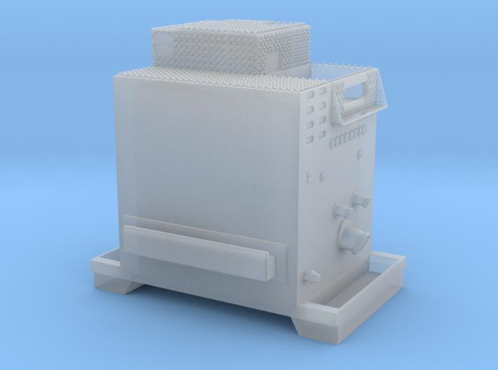 1/87 Rosenbauer Pump for Rescue Pumper 3d printed