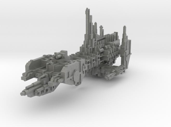 Strike Cruiser mk.2 (1.7x) 3d printed