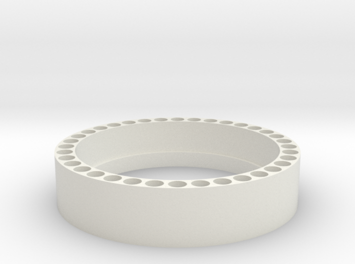 1:1 Apollo RCS Attach Ring 3d printed