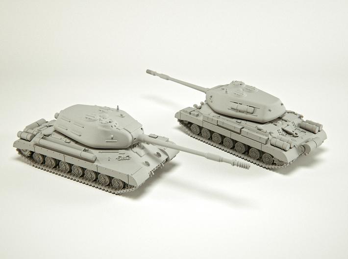 Soviet Heavy Tank ST-1 Scale: 1:144 3d printed
