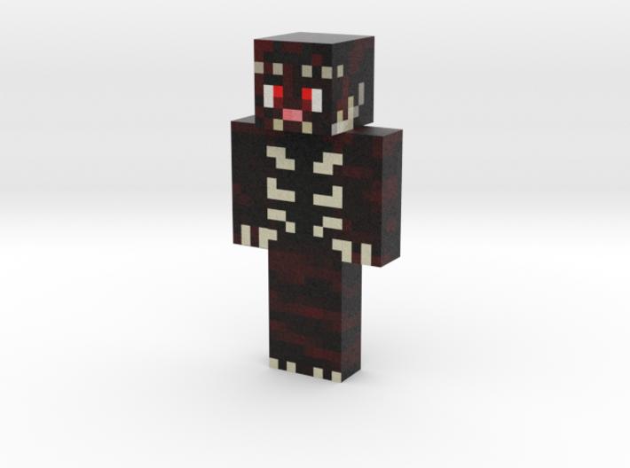 TheTigerDragon   Minecraft toy 3d printed