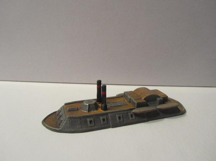 1/600 City Class gunboat 3d printed Painted by Nick Nascati