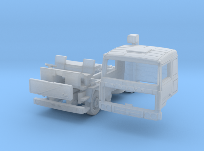 Volvo F10 4x2 tractor (British N 1:148) 3d printed