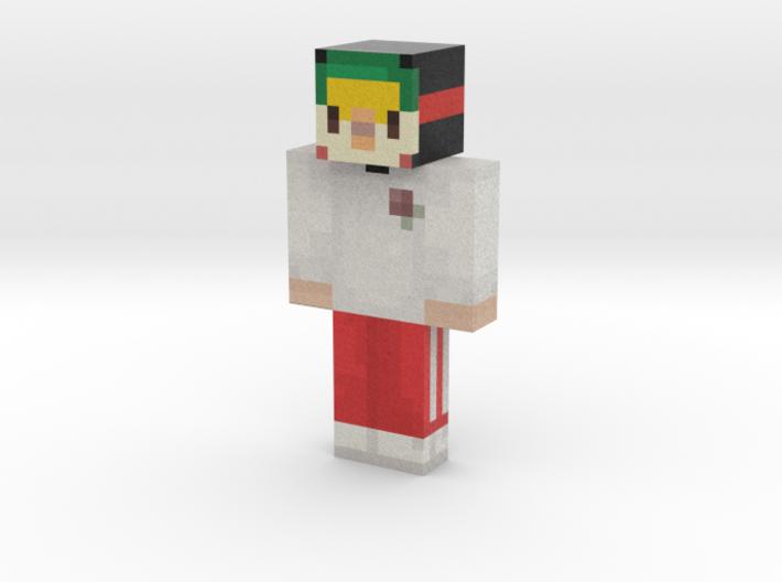 mochi2wasabi | Minecraft toy 3d printed