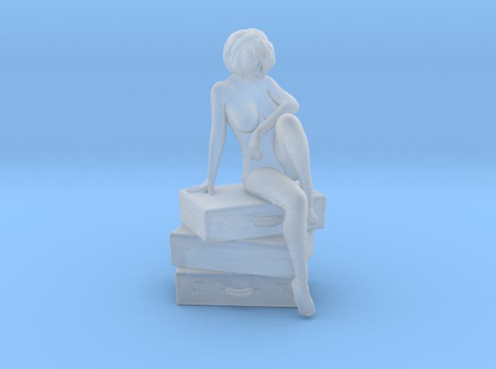 Printle C Femme 073 - 1/50 - wob 3d printed