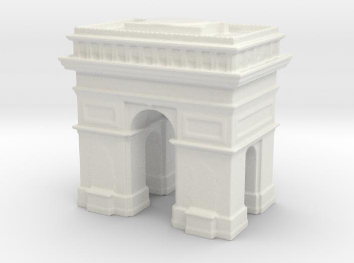 Arc de Triomphe 1/1000 3d printed