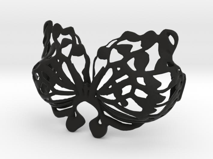 DIY Assembly Bra - butterfly design 3 3d printed
