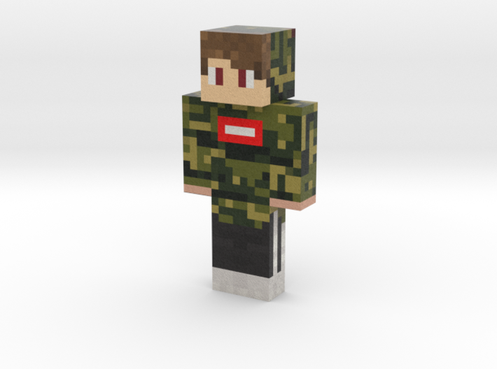 DraxOfficial   Minecraft toy 3d printed